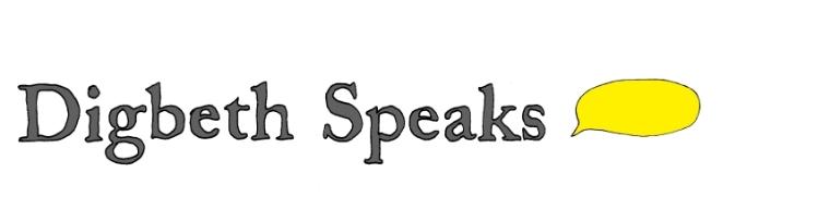 Digbeth Speaks Logo